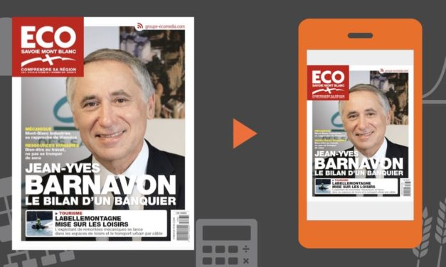 Votre magazine ECO Savoie Mont Blanc du 26 octobre 2018