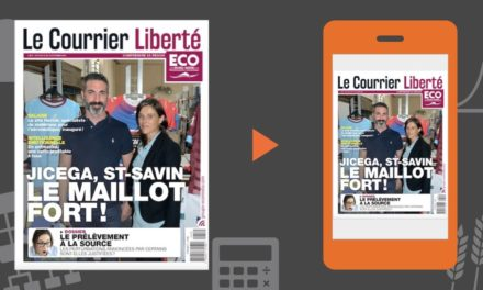 Votre magazine ECO Nord Isère du 12 octobre 2018