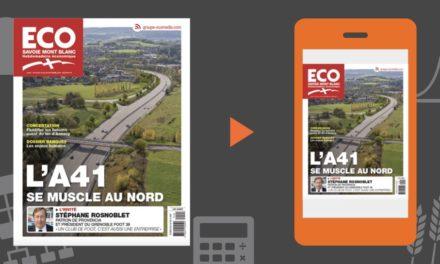 Votre magazine ECO Savoie Mont Blanc du 19 octobre 2018