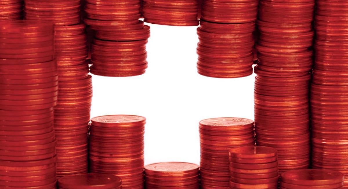 Étude : la Suisse toujours plus riche