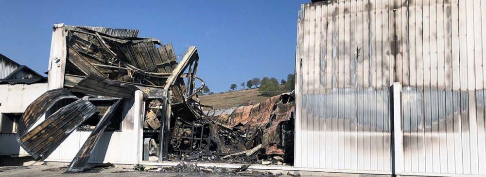 Incendie criminel chez Gesler : La DG interpelle le ministre de l'Agriculture