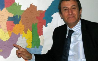 """Hugues Madignier : """"Enedis est au cœur de la transition énergétique"""""""