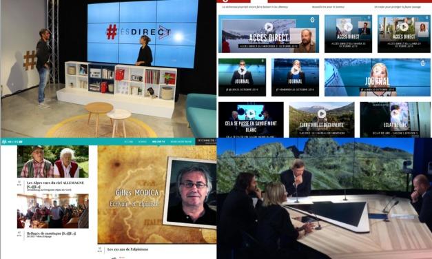 8 Mont Blanc / Mont Blanc Live : la guerre des médias atteint des sommets