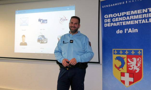 Le numérique synonyme de productivité pour les gendarmes aussi