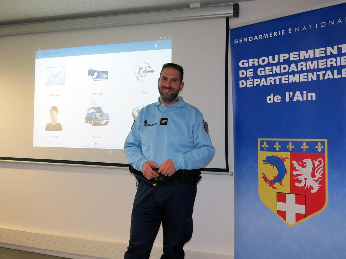 Gendarmes numérique