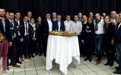 30 ans d'initiatives économiques en Nord-Isère