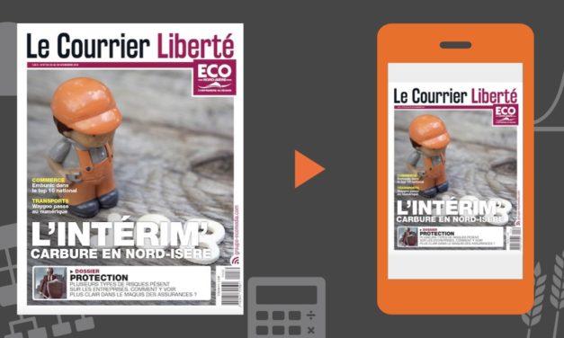 Votre magazine ECO Nord Isère du 23 novembre 2018