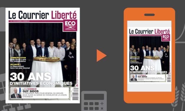 Votre magazine ECO Nord Isère du 30 novembre 2018