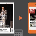 Votre magazine ECO Savoie Mont Blanc du 9 novembre 2018