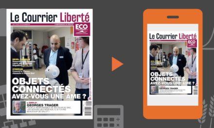 Votre magazine ECO Nord Isère du 16 novembre 2018