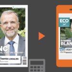 Votre magazine ECO de l'Ain du 6 décembre 2018