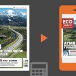 Votre magazine ECO Savoie Mont Blanc du 7 décembre 2018