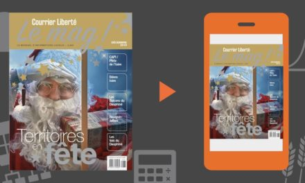 Votre magazine Courrier Liberté Mag Décembre 2018