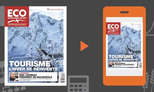 Votre magazine ECO Savoie Mont Blanc du 14 décembre 2018