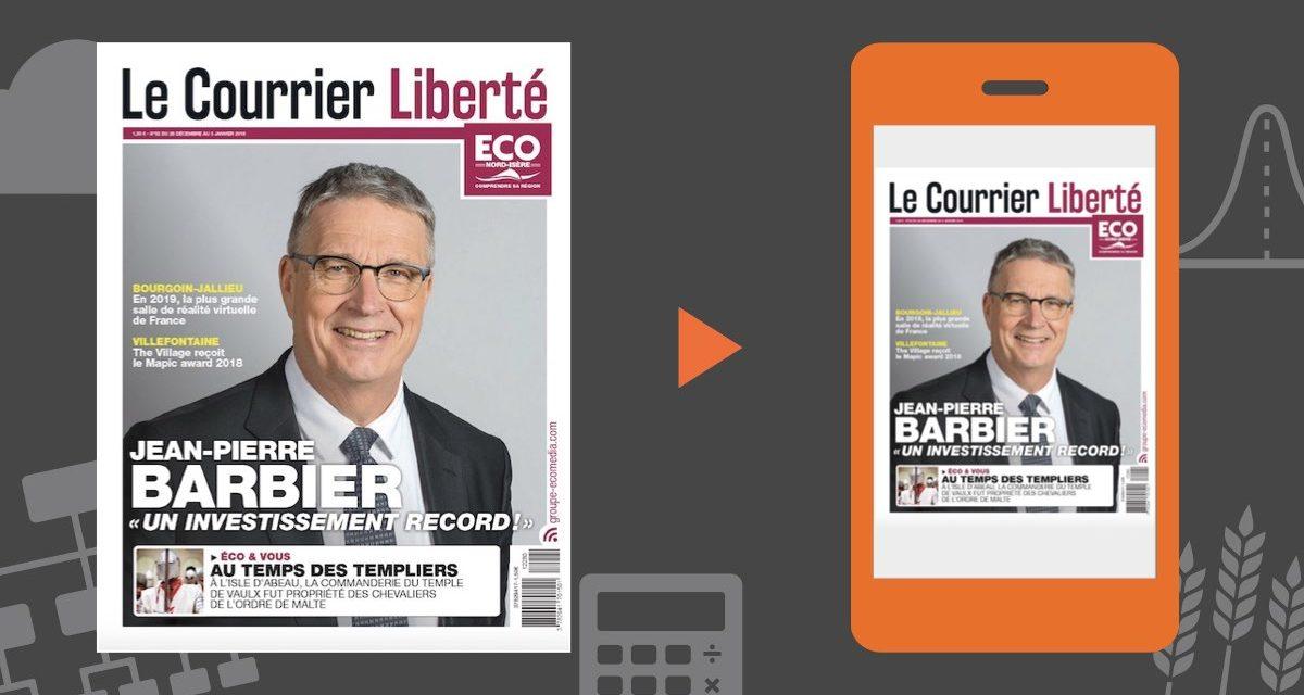 Votre magazine ECO Nord Isère du 28 décembre 2018