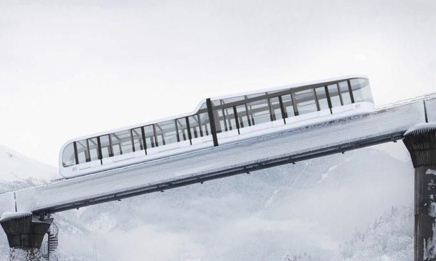 Mobilité : l'union sacrée  vallée-station de ski