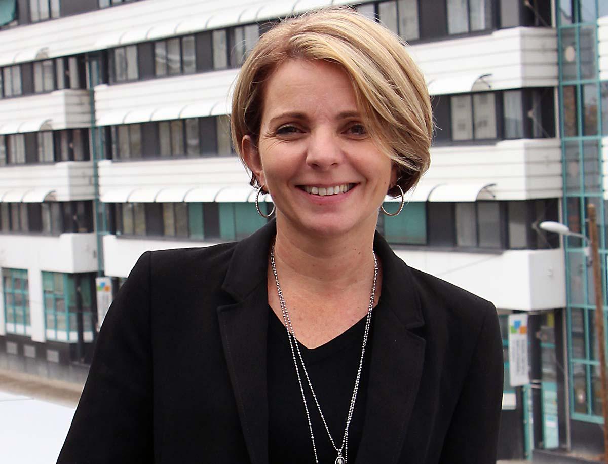 Emmanuelle Perdrix, présidente Allizé-Plasturgie