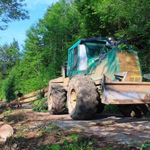 Les entrepreneurs de travaux forestiers en voie de disparition ?