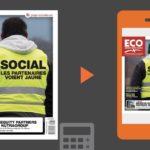 Votre magazine ECO Savoie Mont Blanc du 25 janvier 2019
