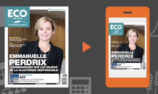 Votre magazine ECO de l'Ain du 31 janvier 2019