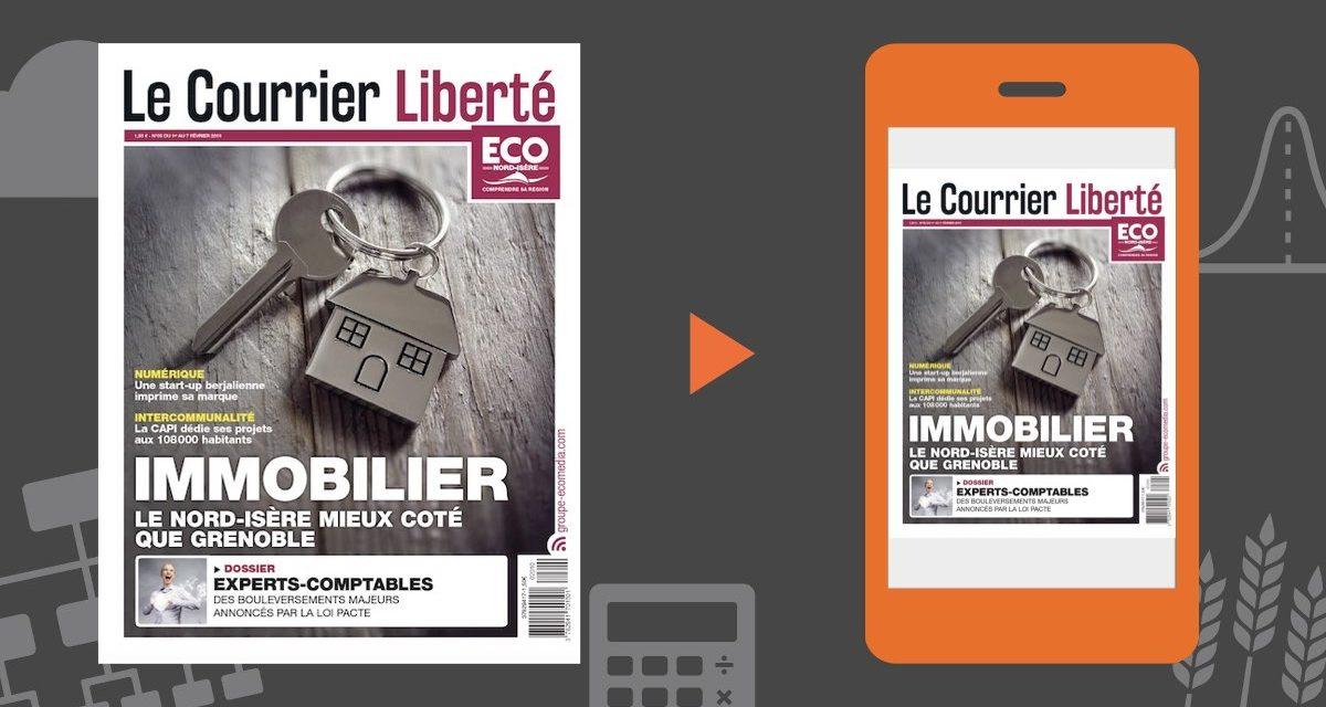 Votre magazine ECO Nord Isère du 1er février 2019