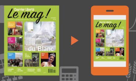 Votre magazine Courrier Liberté Mag Janvier 2019