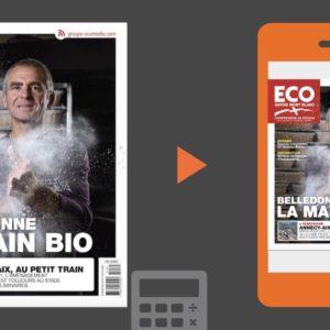 Votre magazine ECO Savoie Mont Blanc du 11 janvier 2019