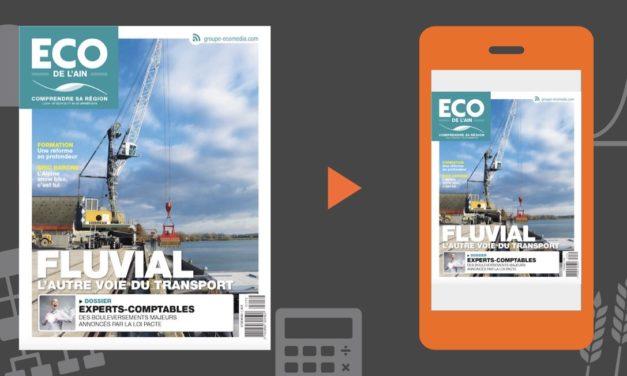 Votre magazine ECO de l'Ain du 17 janvier 2019