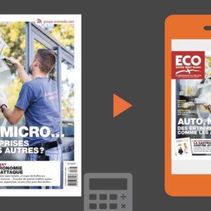 Votre magazine ECO Savoie Mont Blanc du 18 janvier 2019
