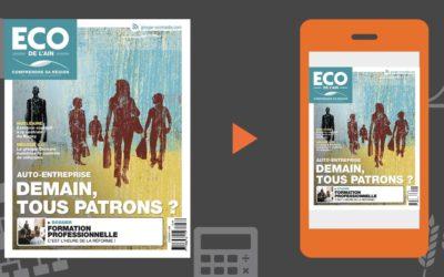 Votre magazine ECO de l'Ain du 24 janvier 2019