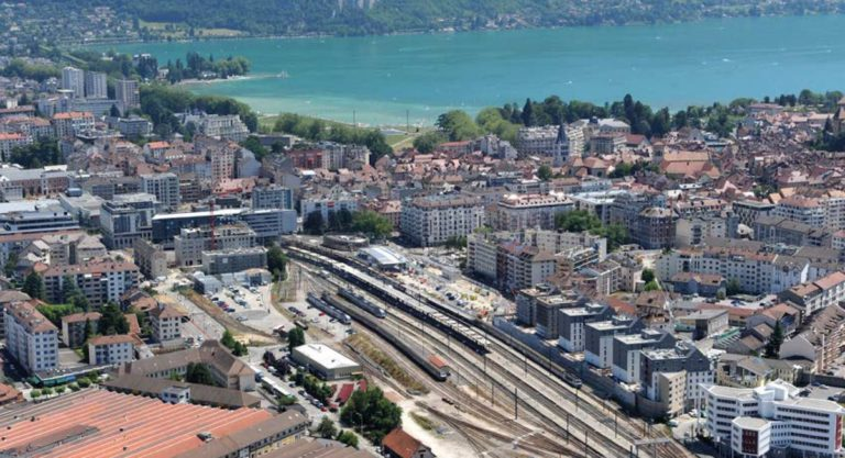 Ferroviaire : Annecy-Aix au petit train-train