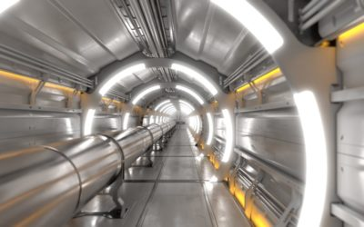 Un projet à 24 milliards d'euros pour le Cern