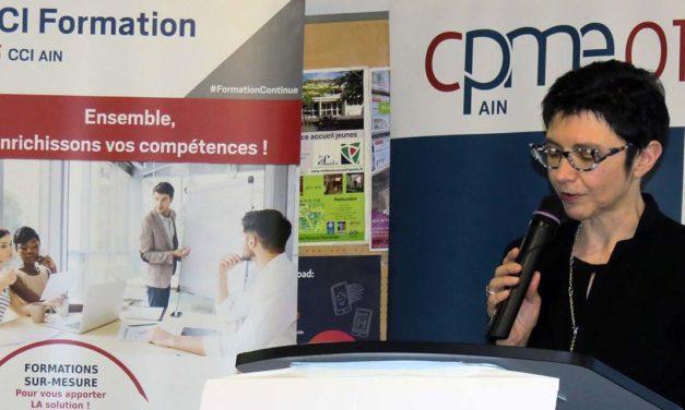 L'actu 2018-2019 vue par la CPME de l'Ain