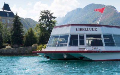 Tourisme : les bateaux d'Annecy  changent de capitaine