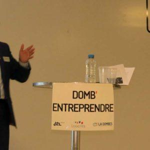 La plateforme Domb'Entreprendre en voie de prototypage