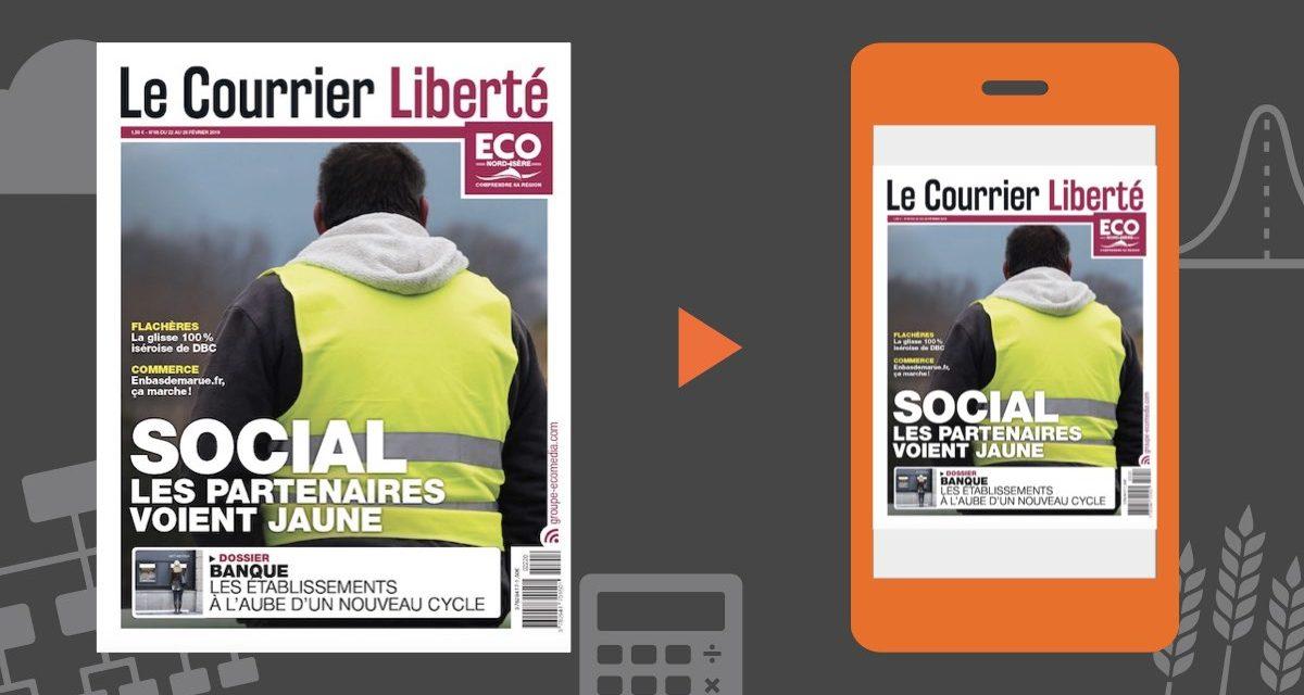 Votre magazine ECO Nord Isère du 22 février 2019