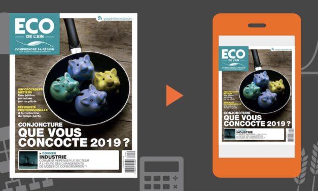 Votre magazine ECO de l'Ain du 28 février 2019