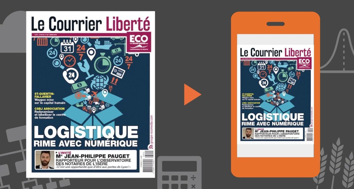 Votre magazine ECO Nord Isère du 1er mars 2019