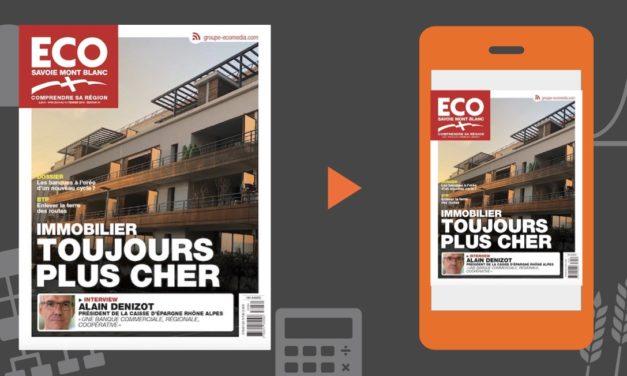Votre magazine ECO Savoie Mont Blanc du 8 février 2019