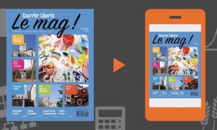 Votre magazine Courrier Liberté Mag Février 2019