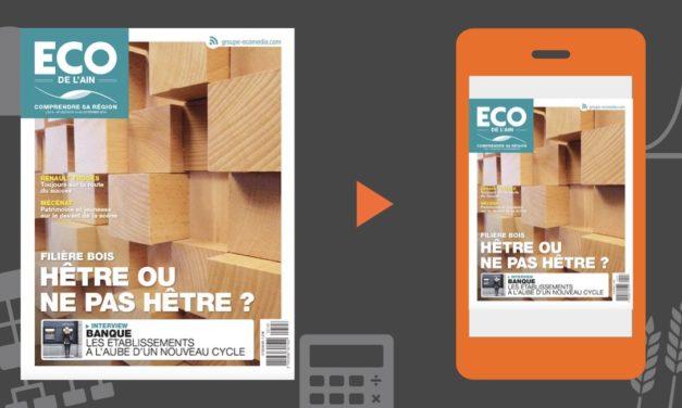 Votre magazine ECO de l'Ain du 14 février 2019