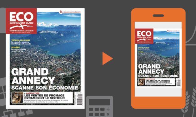 Votre magazine ECO Savoie Mont Blanc du 15 février 2019