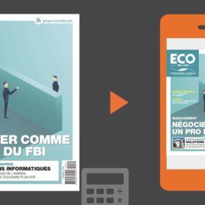 Votre magazine ECO de l'Ain du 21 février 2019