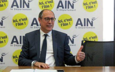 Jean Deguerry amer après la rencontre avec Emmanuel Macron