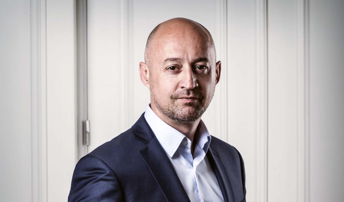 Laurent Combalbert, expert en négociation formé par le FBI, ancien du Raid.