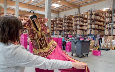 Success story : deguisetoi.fr, roi de la fête en europe