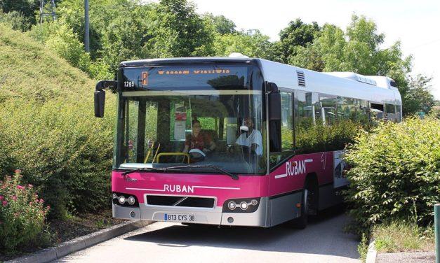 Transports Nord-Isère :  Flexibus accroît  ses dessertes Parcs de Chesnes et Technologique