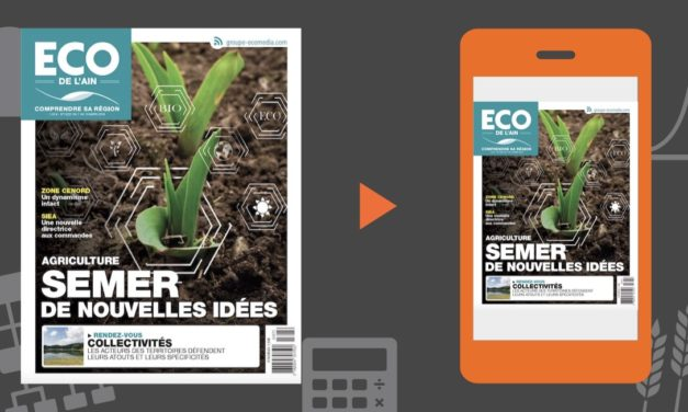 Votre magazine ECO de l'Ain du 7 mars 2019
