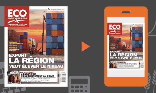 Votre magazine ECO Savoie Mont Blanc du 22 mars 2019
