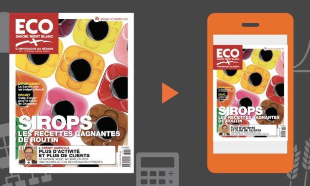 Votre magazine ECO Savoie Mont Blanc du 29 mars 2019